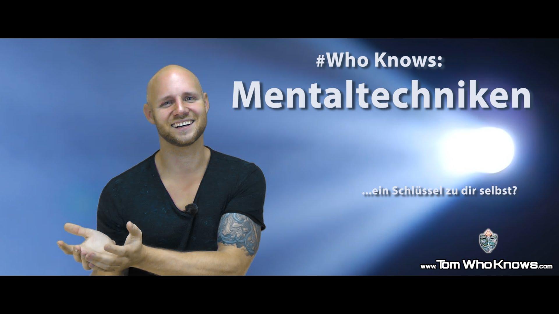 Warum könnten Mentaltechniken ein Schlüssel zu dir selbst sein?