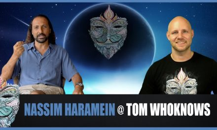 -ENG- Nassim Haramein @ Tom WhoKnows 22.10.2016 – What is Reality, Artificial Intelligence & Matrix?