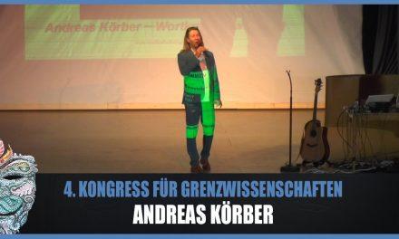 Andreas Körber-The connected Universe als musikalische Gleichung- 4 Kongress für Grenzwissenschaften