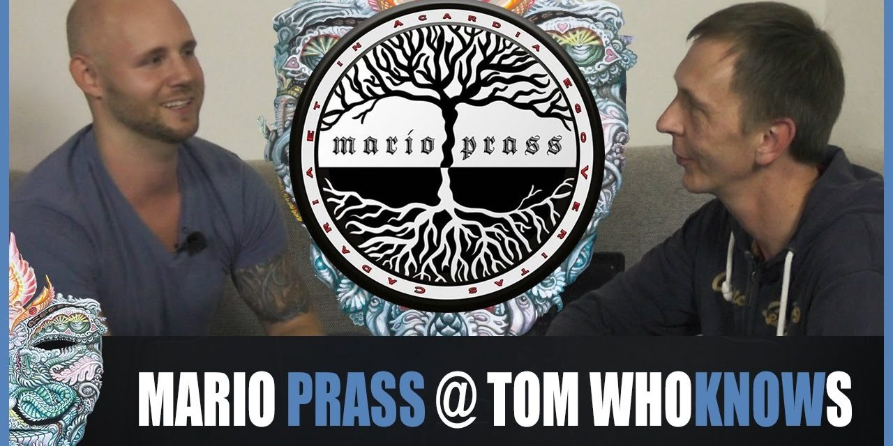 Mario Prass @ Tom WhoKnows
