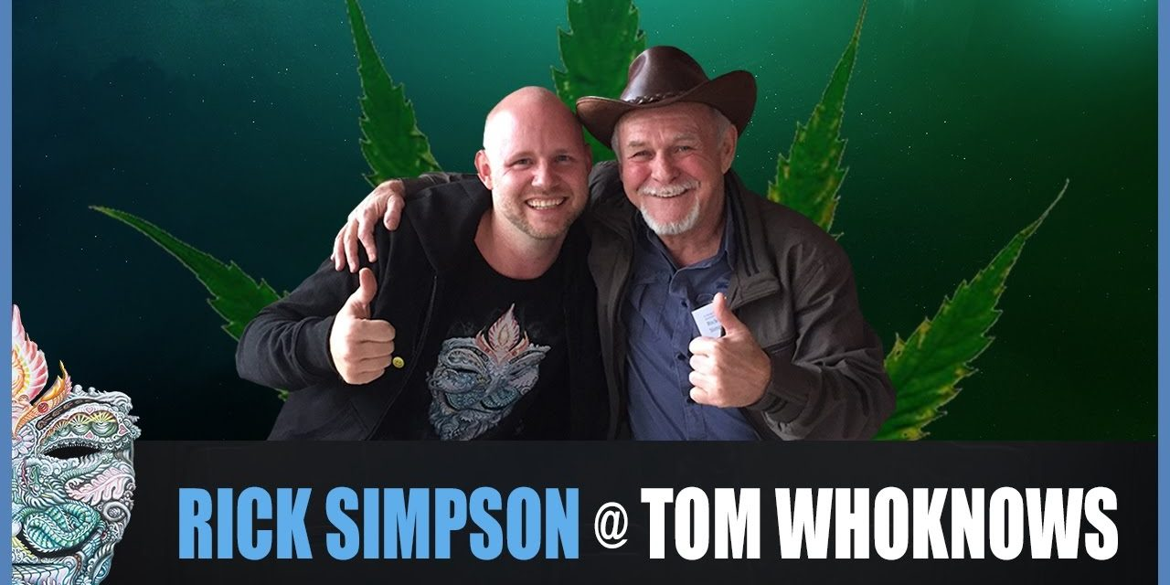 -GER- Rick Simpson @ Tom WhoKnows – Krebsheilung durch RSO (Cannabis) Öl