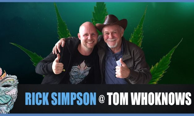 -ENG- Rick Simpson @ Tom WhoKnows – Healing Cancer with RSO (Cannabis) Oil