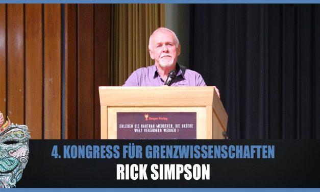 Rick Simpson – RSO – Cannabis: Vernünftige Lösung für Gesundheits- Wirtschafts- und Umweltprobleme