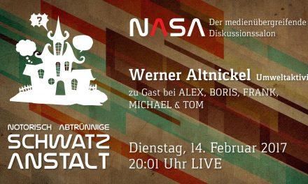 NASA No 11 – Zu Gast: Werner Altnickel