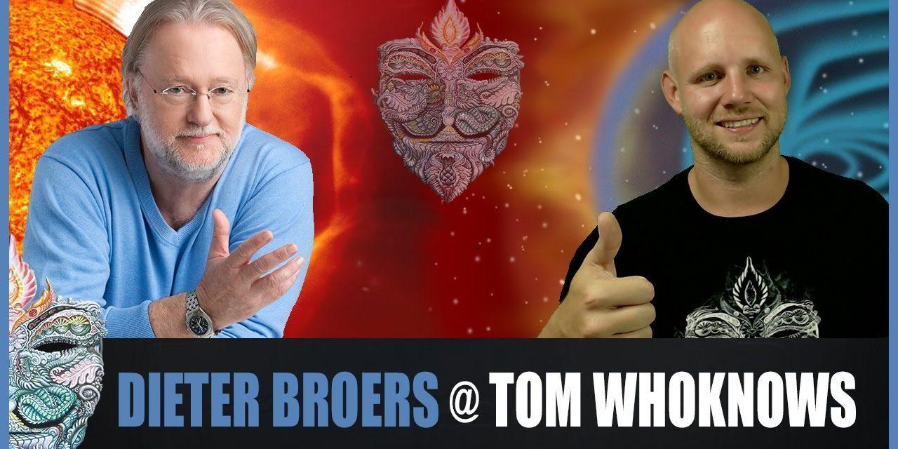 Dieter Broers @ Tom WhoKnows 10.09.2016 – Was bestimmt die Zukunft der Menschheit?