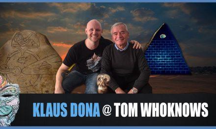 Klaus Dona @ Tom WhoKnows – Prähistorische Artefakte, die es nicht geben dürfte – oder doch?