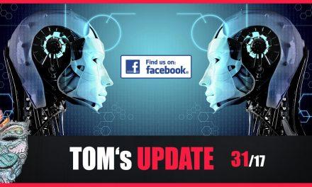 Tom's Update 31/17 – FB A.I abgeschalten, Venezuela im Chaos, Neue Sanktionen gegen Russland u.v.m.