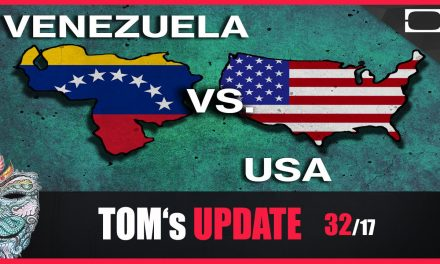 Tom's Update 32/17 –  USA vs Venezuela. USA vs Nordkorea, Geo-Engineering