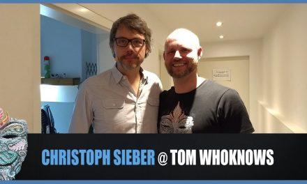Christoph Sieber @ Tom WhoKnows – Zwischen Medien & Kabarett – Ein Spiegel der Gesellschaft