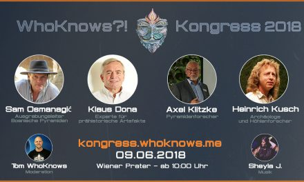 WhoKnows Kongress 2018 am 09.06.2018 in Wien