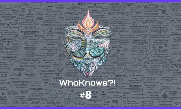 "✺ WhoKnows?!✺ #8 Q-Map fully explained – Dylan Monroe creator of ""The Deep State Map"" is joining us!"