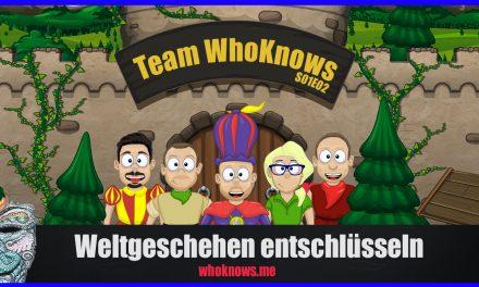 💠 Team WhoKnows?! – Weltgeschehen entschlüsseln 💠 S01E02