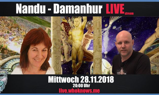 🔴 Damanhur Live! Eine Reise nach Damanhur & noch weiter :) Mit Nandu Moringa #1