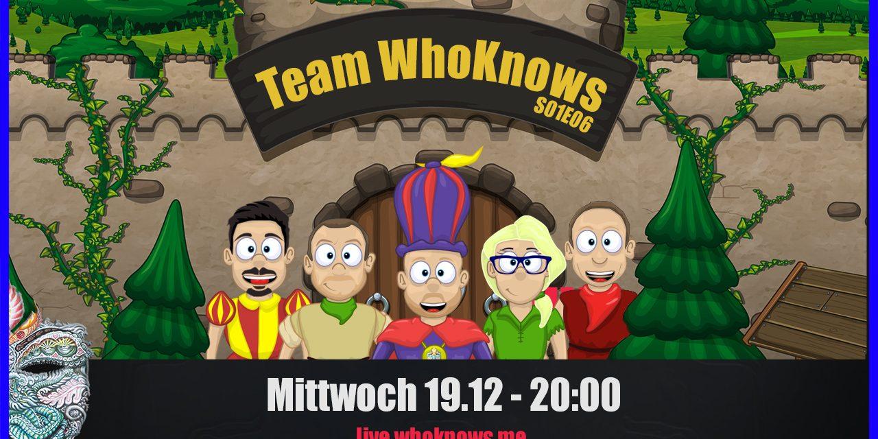 💠 Team WhoKnows?! – 💠 Laborfleisch – VW Skandal – Bau des 3t Tempel – UFO Enthüllung – S01E06