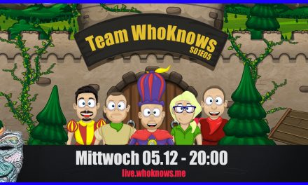 💠 Team WhoKnows?! – Updates, Politik & Co ;) 💠 S01E05