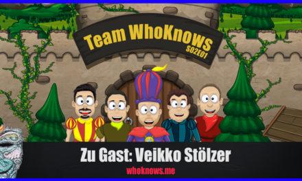💠 Team WhoKnows?! – 💠 Gast: Veikko Stölzer – Weltgeschehen analysiert & weitere Aussichten S02E01