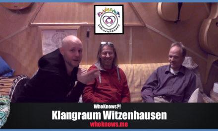 WhoKnows?! Klangraum Witzenhausen – Monochards & Klangheilung