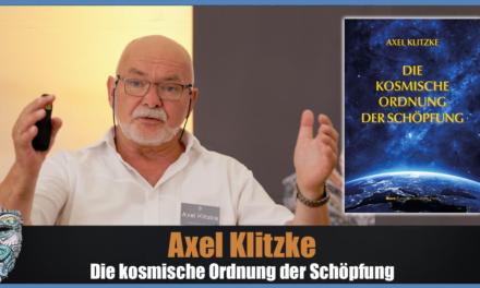  Axel Klitzke: Die kosmische Ordnung der Schöpfung – 2019