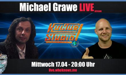 🔴 Michael Grawe Live! Kulturstudio @ WhoKnows