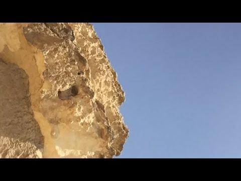Live vom Gizeh Plateau #2. #WhoKnowsEgypt