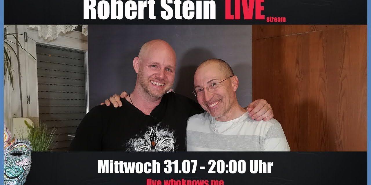 🔴 Robert Stein Live! NuoViso @ WhoKnows