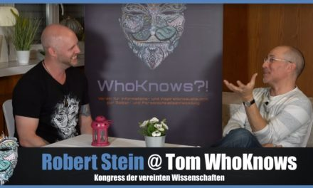 Robert Stein (NuoViso) @ Tom WhoKnows