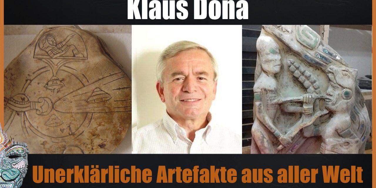 Klaus Dona – Unerklärliche Artefakte aus aller Welt – Was sind ihre Geschichten?