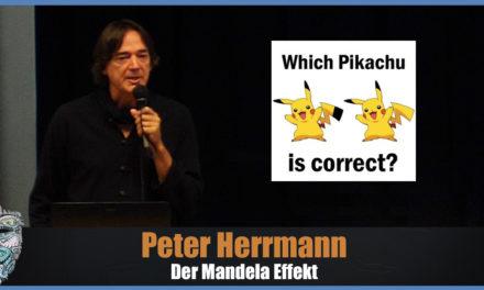 Peter Hermann – Der Mandela Effekt – Die künstliche Un-Intelligenz