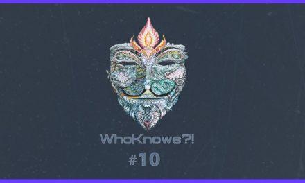 """✺ WhoKnows?!✺ #10 – Wir starten die """"WhoKnows our History"""" Timeline 1.0"""