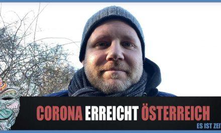 Corona erreicht Österreich – Es ist Zeit! #Zusammen